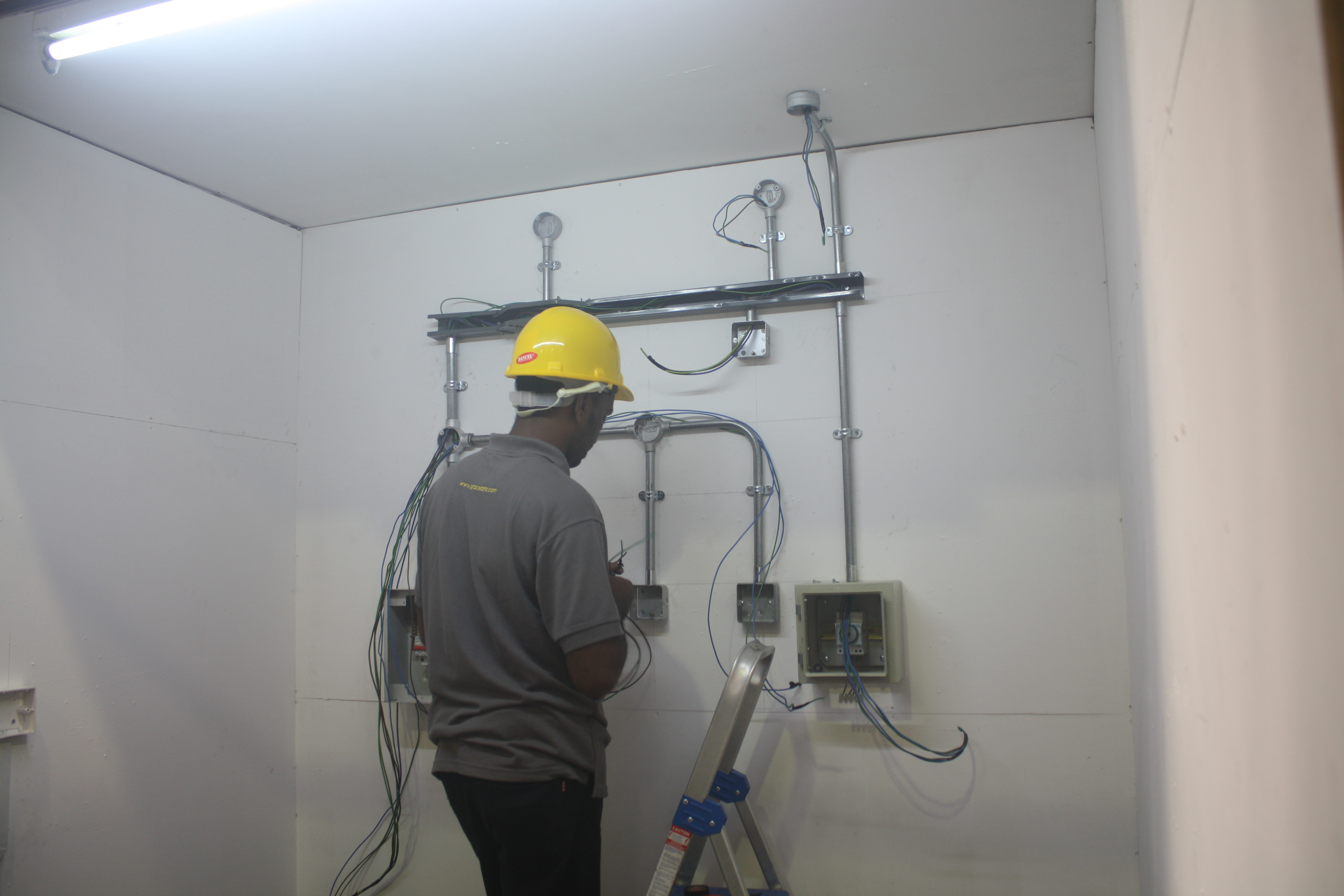 Electrical Wiring Installation Grace Electrical Engineering