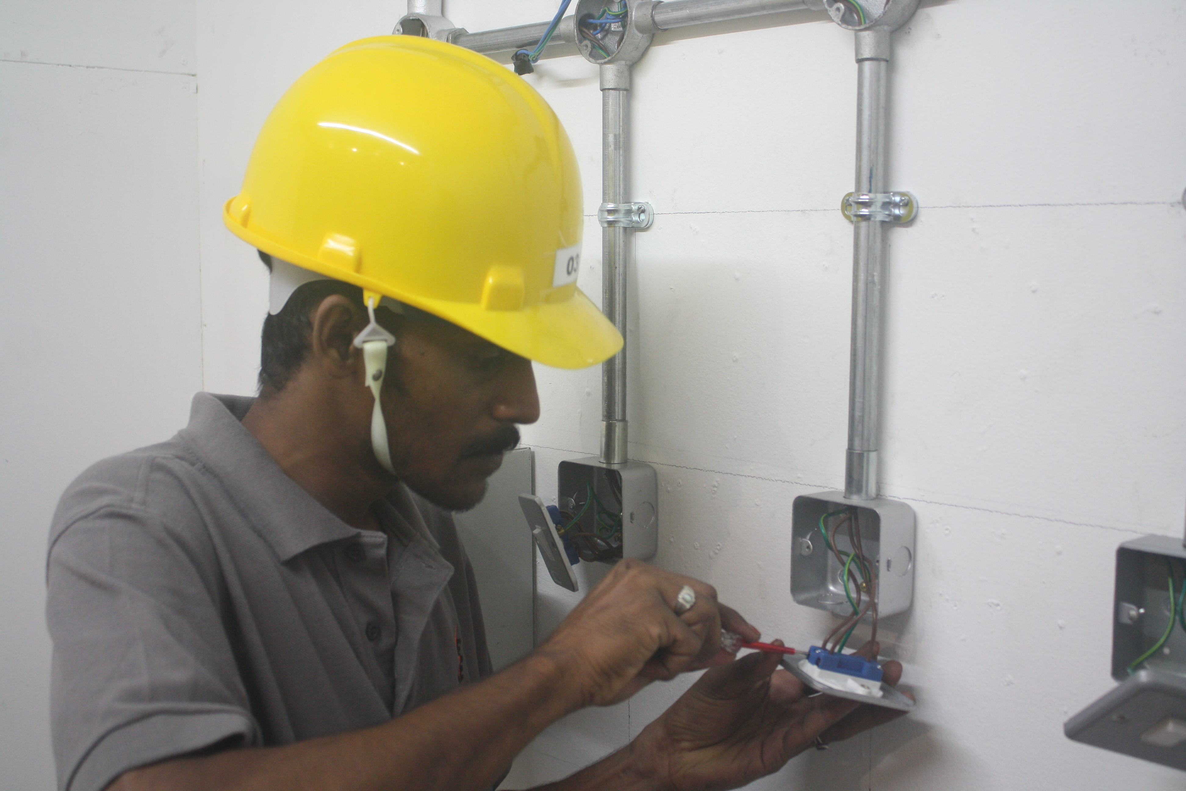 Electrical Wiring Installation - Grace Electrical Engineering